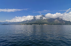 Lago Como, Italia Immagine Stock