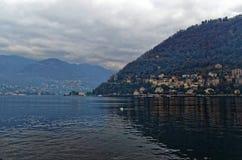 Lago Como, Italia Fotografía de archivo