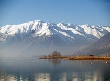 Lago Como - Italy imagens de stock