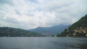 Lago Como almacen de video