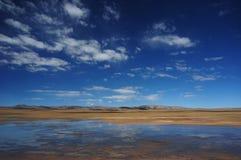 Lago Cona Fotografia Stock