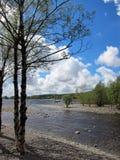 Lago Coniston 3 Imagen de archivo libre de regalías