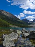Lago consolation Imagen de archivo libre de regalías
