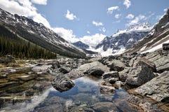 Lago consolation Fotografie Stock