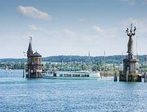 Lago Constance Imagenes de archivo