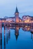 Lago Constance Fotografia Stock