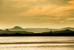 Lago Constance Foto de Stock Royalty Free