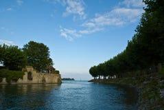 Lago Constance Alemanha Fotografia de Stock