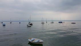 Lago Constance em Alemanha foto de stock