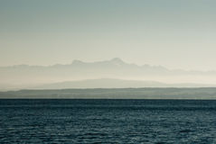 Lago Constance escénico fotos de archivo