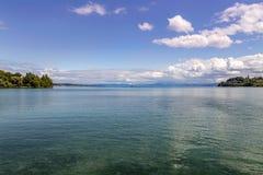 Lago Constance, Germania Fotografie Stock