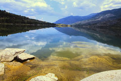 Lago corso Foto de archivo libre de regalías