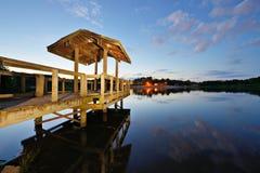Lago country Imágenes de archivo libres de regalías