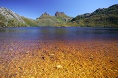 Lago cradle Fotografía de archivo