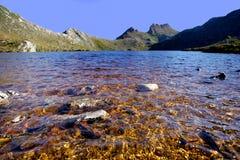 Lago cradle Imagens de Stock Royalty Free