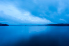 Lago cranberry imagem de stock royalty free