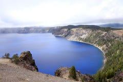 Lago crater fotos de archivo