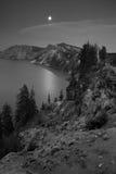Lago crater Foto de archivo libre de regalías