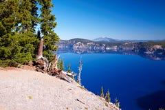Lago crater Imagens de Stock Royalty Free