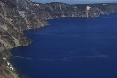 Lago crater Foto de Stock