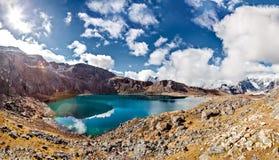 Lago CuoxueRema Immagine Stock Libera da Diritti