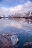 Lago CuoxueRenma Fotografia Stock