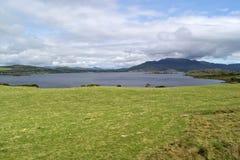 Lago Currane Imágenes de archivo libres de regalías