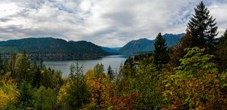 Lago Cushman imágenes de archivo libres de regalías