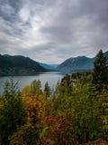 Lago Cushman fotos de stock