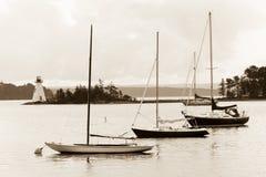 Lago D'Or de los sujetadores Imagen de archivo libre de regalías