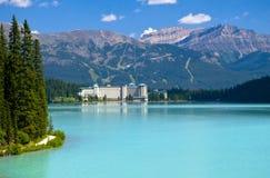 Lago da montanha de Beautifull Imagens de Stock