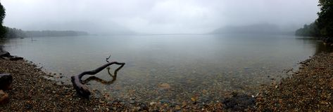 Lago da reflexão Foto de Stock Royalty Free