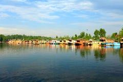 Lago Dal Fotos de archivo