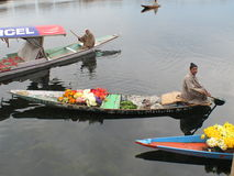 Lago Dal Imagem de Stock