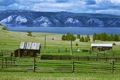 Lago de Baikal Imagenes de archivo