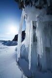 Lago de Baikal foto de stock royalty free