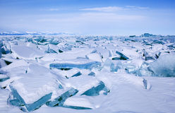 Lago de Baikal Fotografia de Stock