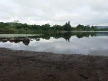 Lago de Clunie fotografía de archivo