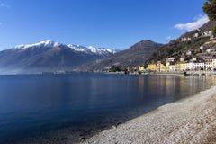 Lago de Como Imagens de Stock