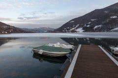Lago de Endine Fotos de Stock