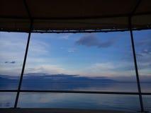 Lago de 02 Kerkini imagem de stock royalty free
