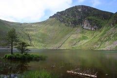 Lago de maderas de Glanteenasig Fotos de archivo