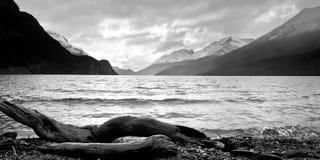 Lago de n del registro ' Foto de archivo