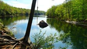 Lago de nueve esquinas Imagenes de archivo