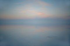 Lago de sal de Uyuni Bolivia imágenes de archivo libres de regalías