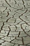 Lago de sal seco Fotografía de archivo