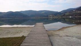 lago de Stubenberg Foto de Stock