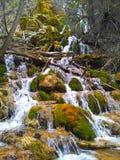 Lago de suspensão, Colorado Fotos de Stock Royalty Free