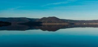 Lago de Vico imágenes de archivo libres de regalías