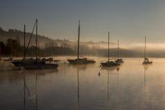 Lago de Viverone Imagem de Stock Royalty Free